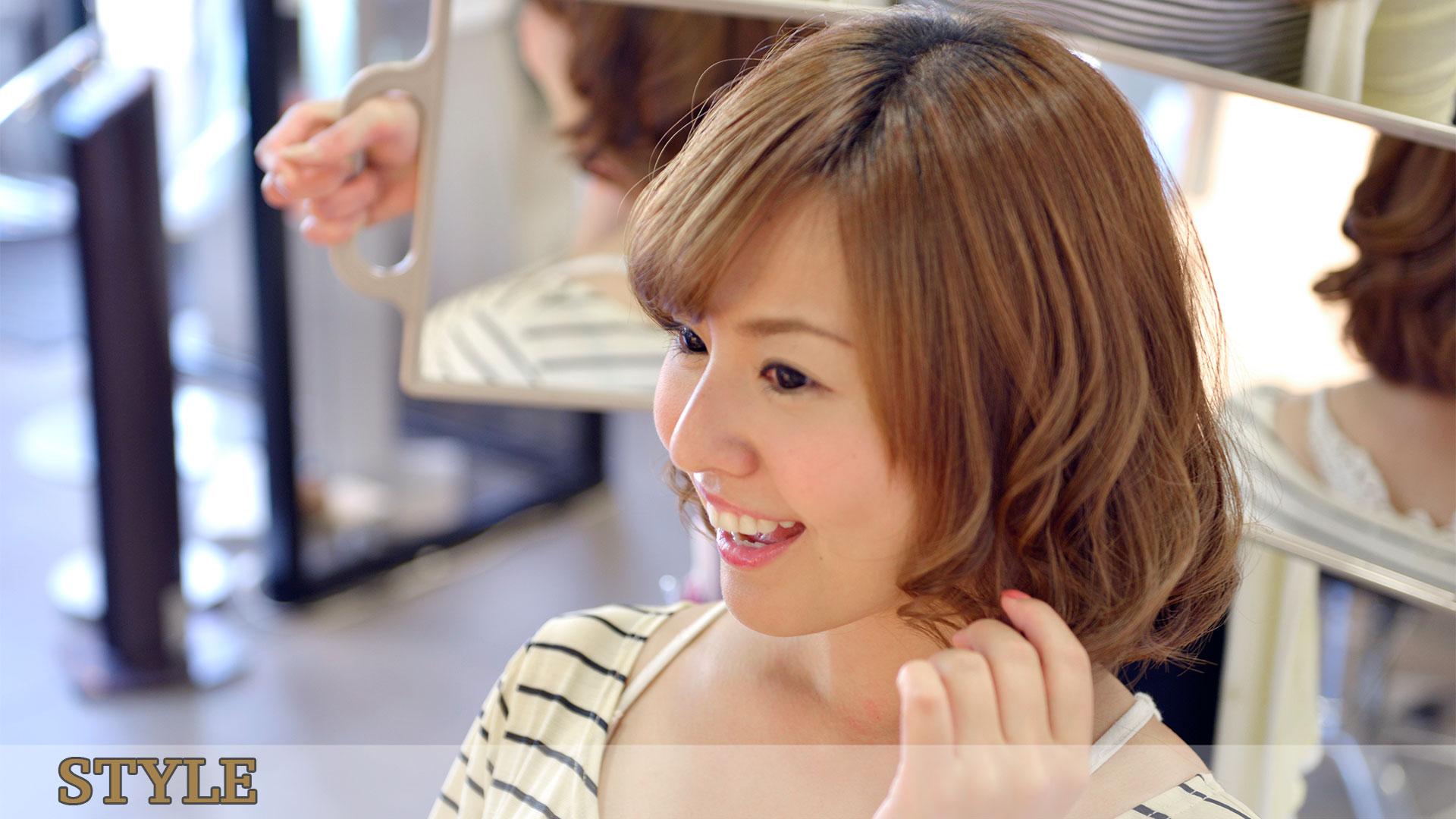 札幌市すすきの大通の美容室Addもんでん|スタイル