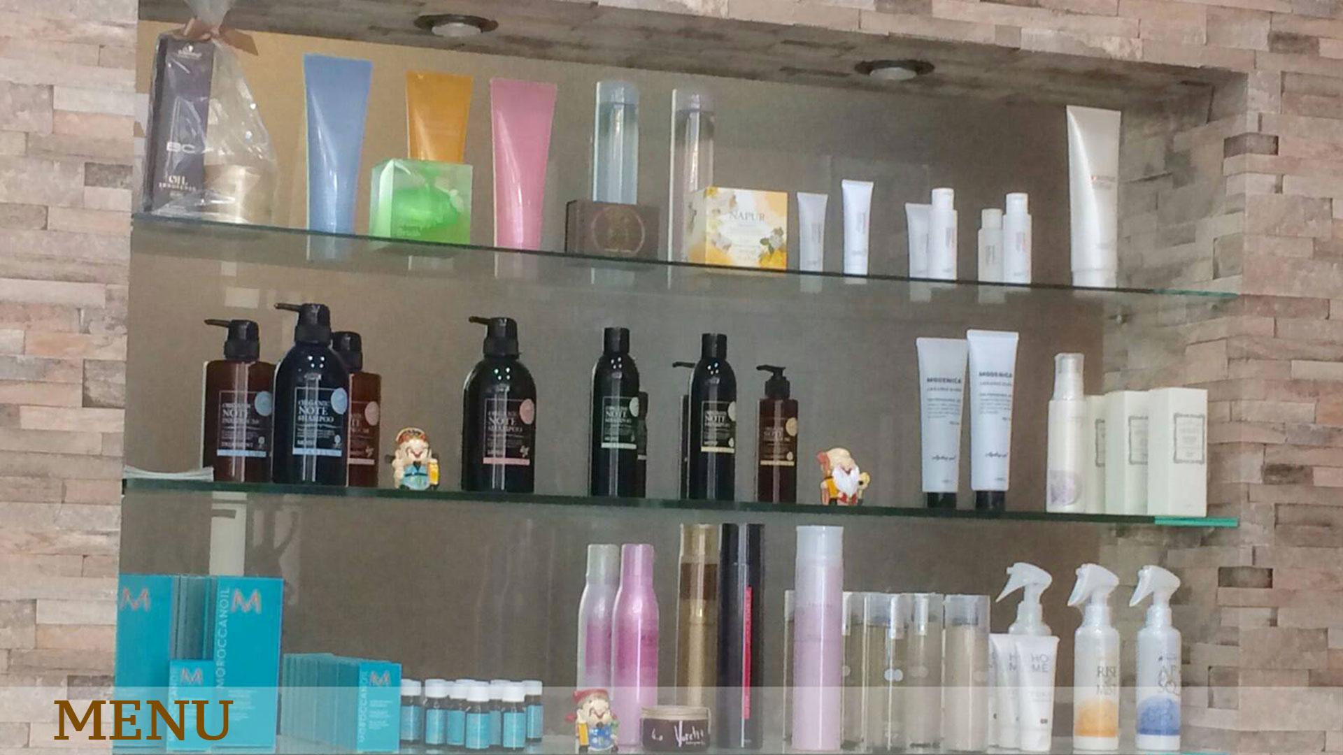 札幌市すすきの大通の美容室Addもんでん|メニュー